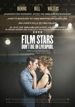 Film Stars Don't Die in Liverpool - Filmplakat