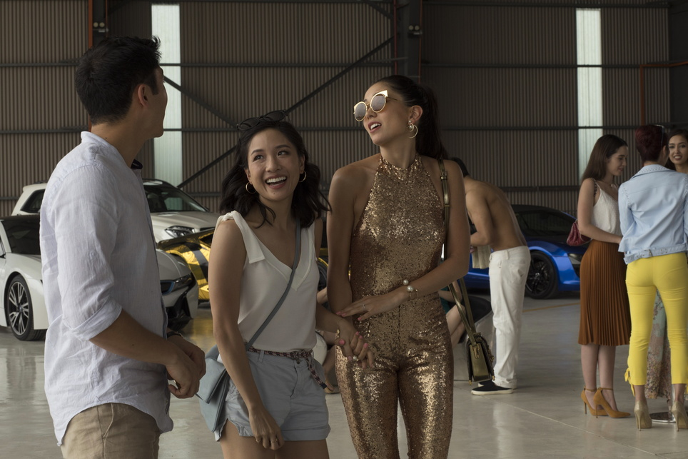 Crazy Rich Crazy Rich Asians, Kinostart 23.08.2018, USA 2018