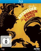 Die Abenteuer des Prinzen Achmed Filmplakat