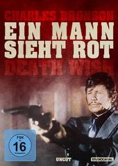 Ein Mann sieht rot - Death Wish (Uncut) Filmplakat
