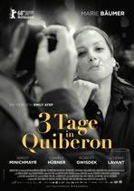 3 Tage in Quiberon - Filmplakat