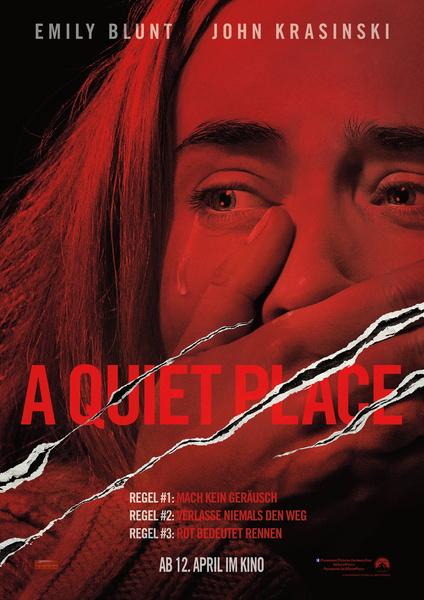 A Quiet Place Plakat/Film Bild-3