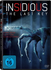 Insidious: The Last Key Filmplakat