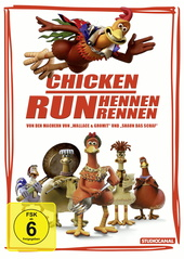 Chicken Run - Hennen Rennen Filmplakat