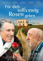 Für dich soll's ewig Rosen geben - Filmplakat