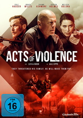 Acts of Violence Filmplakat