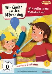 Wir Kinder aus dem Möwenweg - Wir stellen einen Weltrekord auf Filmplakat