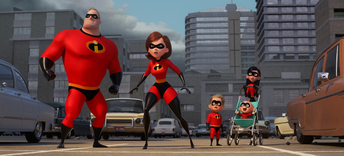 Die Unglaublichen 2 Incredibles 2, Kinostart 27.09.2018, USA 2018, 3D