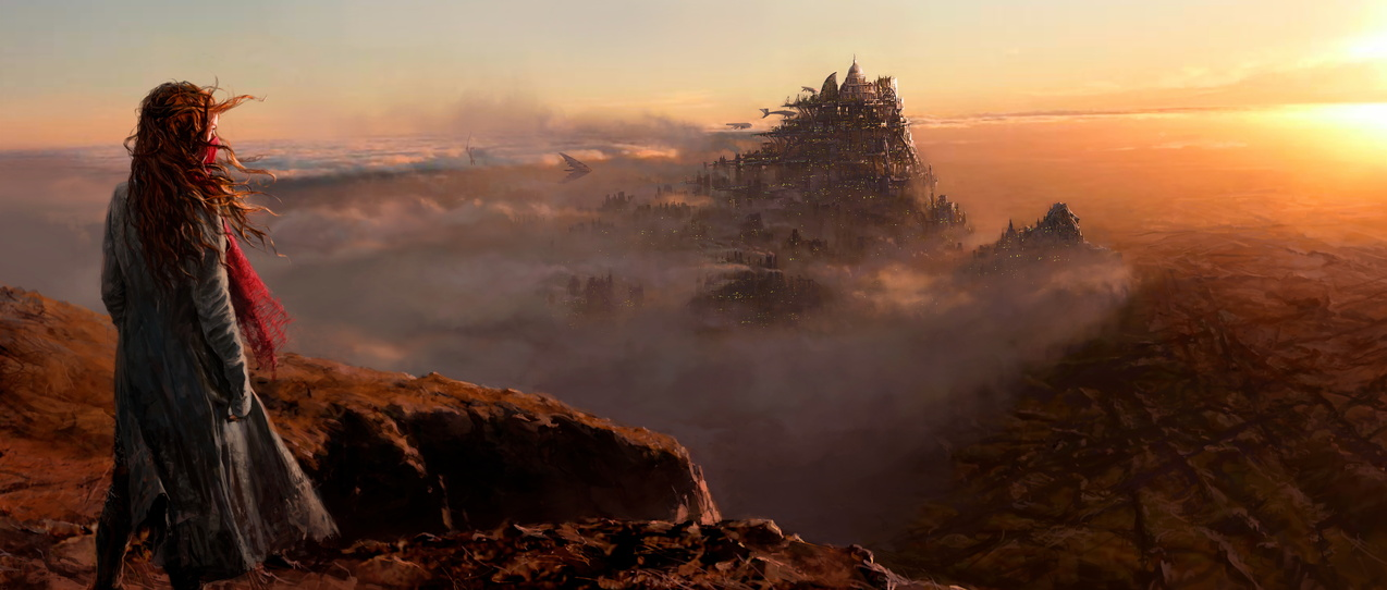 Mortal Engines: Krieg der Städte Mortal Engines, Kinostart 13.12.2018, Neuseeland/USA 2018