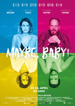 Maybe, Baby! - Filmplakat