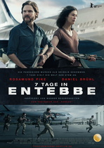 7 Tage in Entebbe - Filmplakat