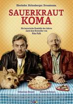 Sauerkrautkoma - Filmplakat