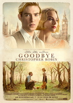 Goodbye Christopher Robin - Filmplakat
