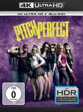 Pitch Perfect - Die Bühne gehört uns! (4K Ultra HD + Blu-ray) Filmplakat