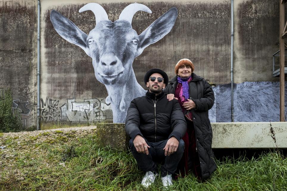 Augenblicke: Gesichter einer Reise Visages, villages, Kinostart 31.05.2018, Frankreich 2017
