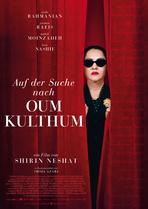 Auf der Suche nach Oum Kulthum - Filmplakat