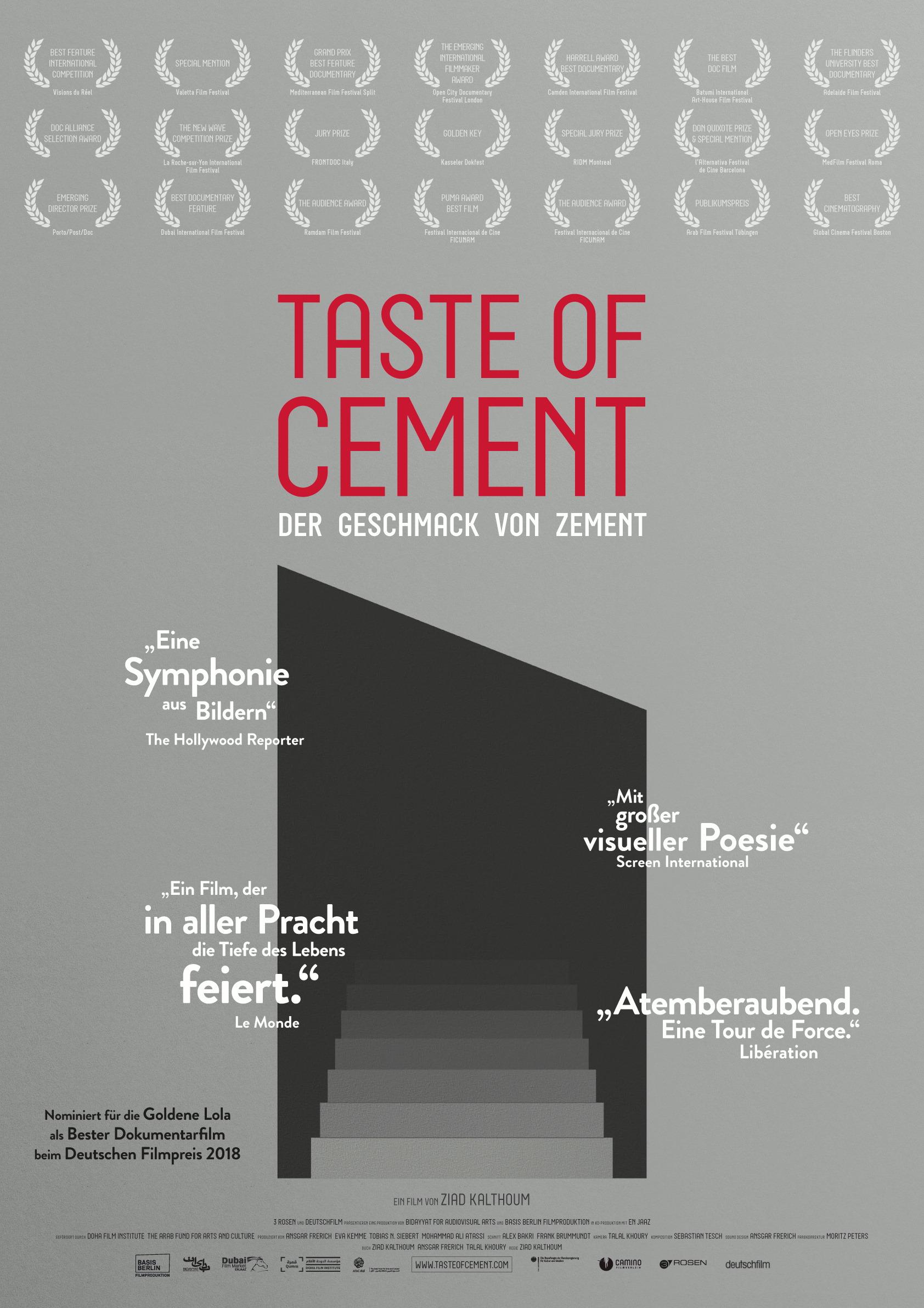 Taste of Cement - Der Geschmack von Zement