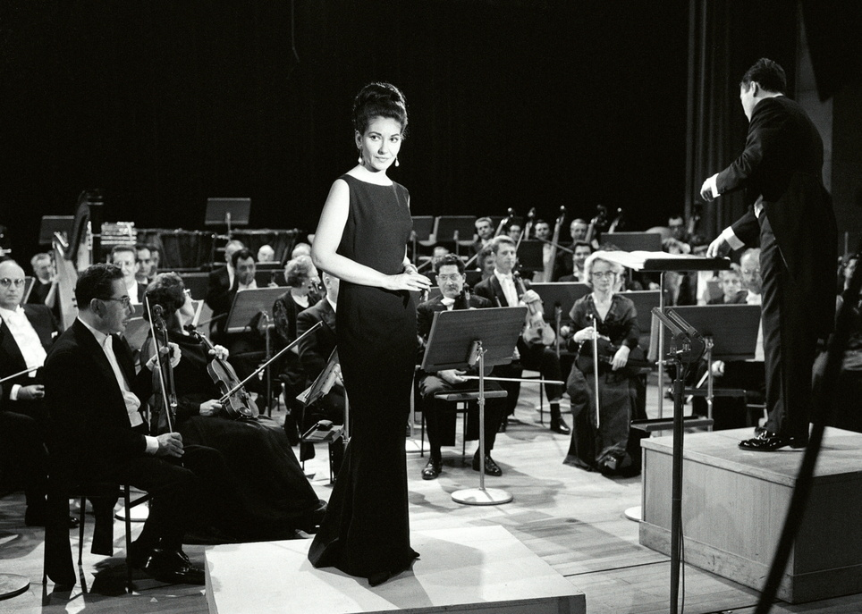 Maria by Callas Kinostart 17.05.2018, Frankreich 2017