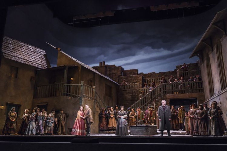 Luisa Miller - Verdi (live MET 2018) Verdi, Giuseppe - Luisa Miller (MET 2018), Kinostart 14.04.2018, USA 2018
