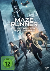 Maze Runner - Die Auserwählten in der Todeszone Filmplakat