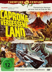 Caprona - Das vergessene Land Filmplakat