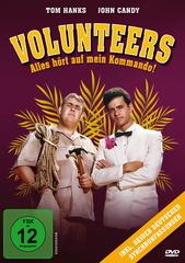 Volunteers - Alles hört auf mein Kommando! Filmplakat