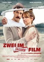 Zwei im falschen Film - Filmplakat
