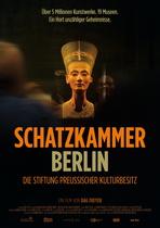 Schatzkammer Berlin - Die Stiftung Preussischer Kulturbesitz - Filmplakat