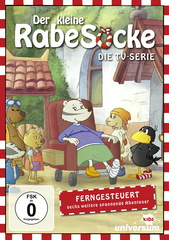 Der kleine Rabe Socke - Die TV-Serie 8: Ferngesteuert Filmplakat