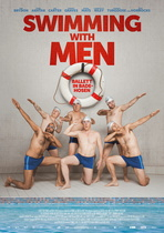 Swimming with Men - Filmplakat