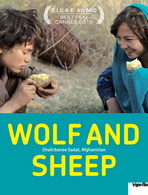 Wolf and Sheep - Filmplakat