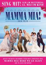 Mamma Mia! Der Film - Sing mit! - Filmplakat