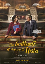 Die brillante Mademoiselle Neïla - Filmplakat