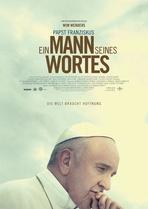 Papst Franziskus - Ein Mann seines Wortes - Filmplakat