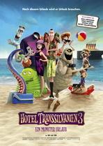 Hotel Transsilvanien 3 - Ein Monster Urlaub - Filmplakat