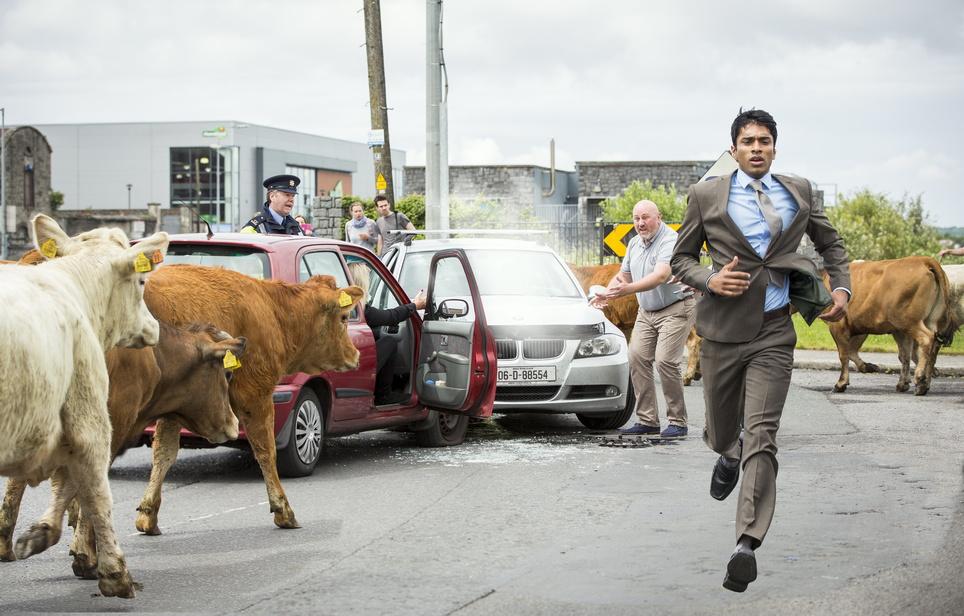 Halaleluja - Iren sind menschlich! Halal Daddy, Kinostart 21.06.2018, Deutschland/Irland 2017