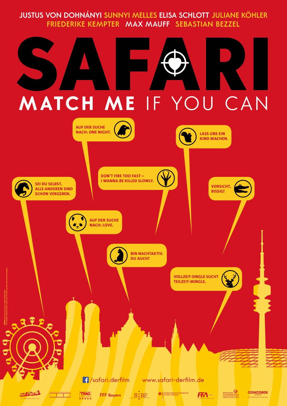 Safari - Match Me If You Can