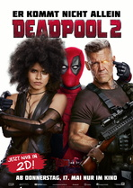 Deadpool 2 - Filmplakat