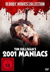 Tim Sullivan's 2001 Maniacs (Bloody Movies Collection) Filmplakat