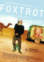 Foxtrot - Filmplakat