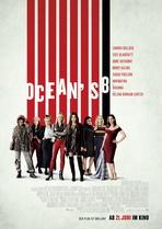 Ocean's 8 - Filmplakat