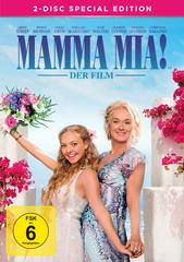 Mamma Mia! - Der Film (Special Edition, 2 Discs) Filmplakat