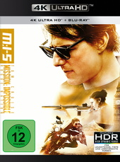 Mission: Impossible - Rogue Nation (4K Ultra HD + Blu-ray) Filmplakat