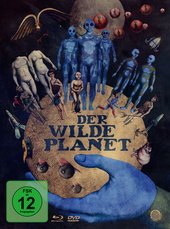 Der wilde Planet (+ 2 DVDs, Limited Edition Mediabook) Filmplakat