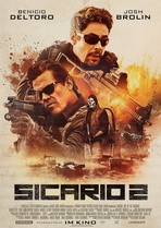 Sicario 2 - Filmplakat