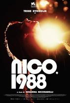 Nico, 1988 - Filmplakat