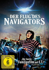 Der Flug des Navigators Filmplakat
