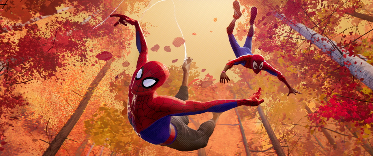 Spider-Man: A New Universe Spider-Man: Into the Spider-Verse, Kinostart 13.12.2018, USA 2018, 3D