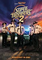 Super Troopers 2 - Filmplakat