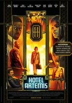 Hotel Artemis - Filmplakat